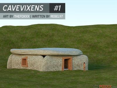 Cavevixens- The Foxxx