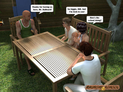 Raunchy School – Barbecue Picnic