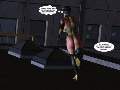 Chain Reaction: The Black Pussycat Saga #1-7 - part 7
